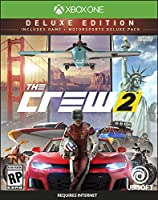 The Crew 2 Deluxe Edition - Xbox One Deluxe Edition
