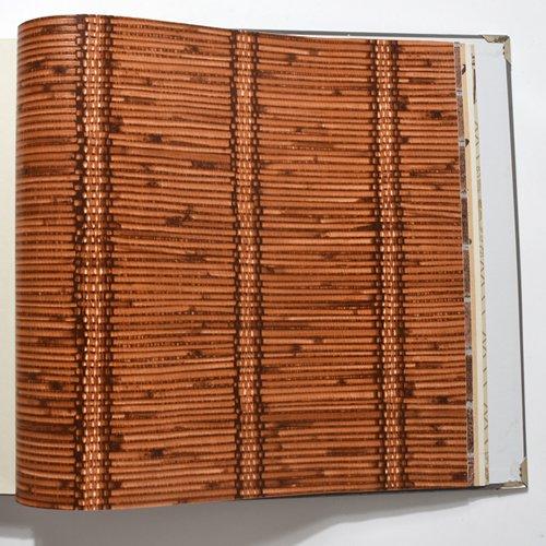 JSLCR Chinesisch-Art Textur Tapete klassischen Bambus im chinesischen Stil Wohnzimmer Studie Wall Restaurant Dekoration Hintergrundbilder,10133