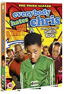 Everybody Hates Chris: Season 3 [DVD]