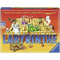 Ravensburger- Labyrinthe - Jeu de société famille - Dès 7 ans - 26743