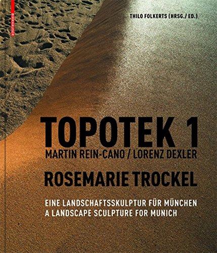 Rosemarie trockel topotek 1 /anglais/allemand