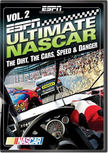 Preisvergleich Produktbild Espn Ultimate Nascar 2: Dirt, Cars, Speed & Danger [DVD] [Region 1] [NTSC] [US Import]