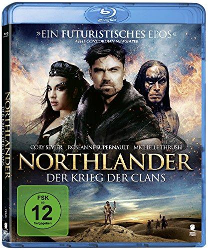 Northlander - Der Krieg der Clans [Blu-ray]