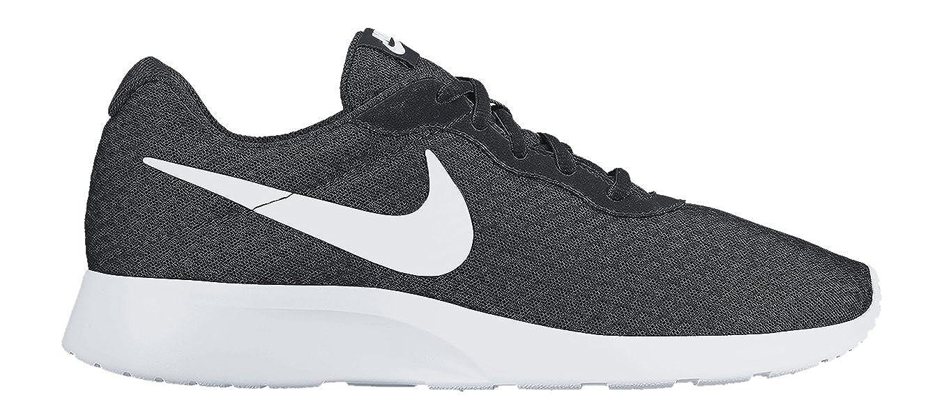 Nike Tanjun, Baskets Homme, Noir Black White 44.5 EU