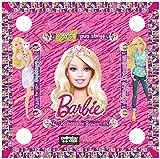 Mattel KKtoys076 Barbie Carrom Board, Mu...