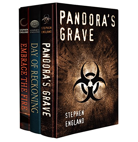 The Shadow Warriors Thriller Series Boxset: Books 1-3 (English Edition)