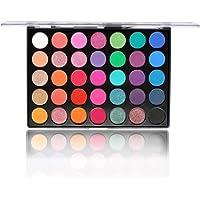 35 Color Studio Palette per ombretti Palette per trucco, Tonalità di colore perfettamente combinabili, Opaco, Trame…