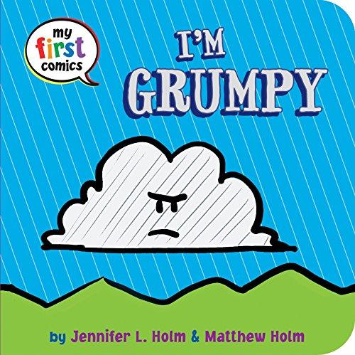 I'm Grumpy (My First Comics) 61rXPq8dC5L