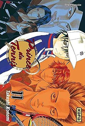 Prince du tennis Vol.11