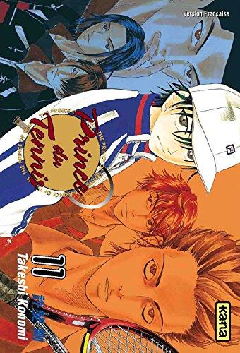 Prince du tennis Vol.11 par KONOMI Takeshi
