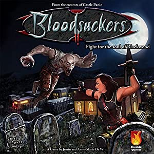 Fireside Games FSG02001 Bloodsuckers Board Game by