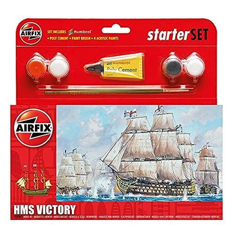 Airfix starter kit HMS Victory Classic Ship Gift Set
