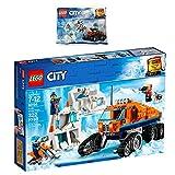 Lego CITY 2er Set 60194 30360 Arktis-Erkundungstruck + Arktis-Eissäge