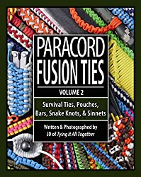 [(Paracord Fusion Ties, Volume 2 : Survival Ties, Pouches, Bars, Snake Knots, & Sinnets)] [By (author) J D Lenzen] published on (July, 2013)