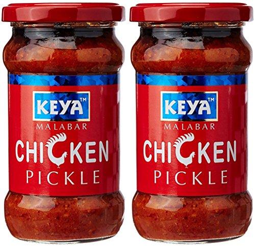 Keya Malabar Chicken Pickle, 270g (pack Of 2)