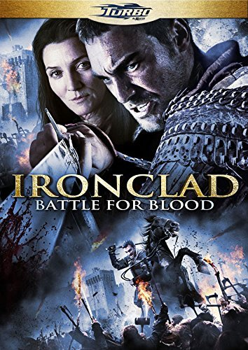 Ironclad: Battle for Blood by Michelle Fairley Ironclad