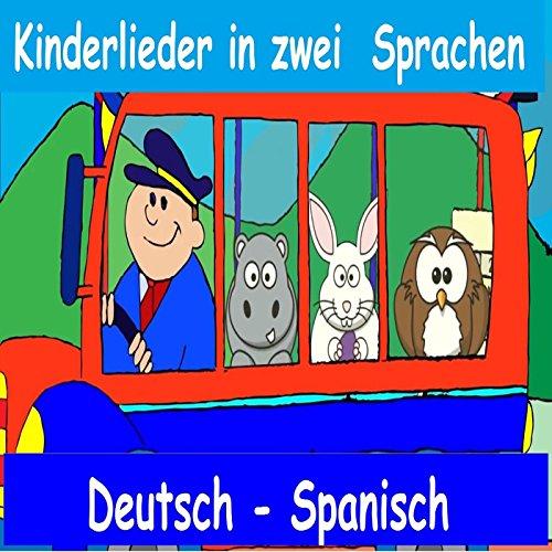 Kinderlieder in zwei Sprachen - Deutsch und Spanisch Vol. 2 - Yleekids