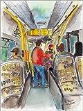 Posterlounge Forex-Platte 120 x 160 cm: Dresden, Linie 64 von Hartmut Buse