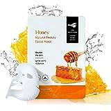 MINISO Natural Beauty Facial Mask(Honey)
