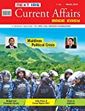 #3: Current Affairs Made Easy - Monthly Issue (March 2018)