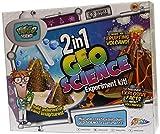 Grafix 2-in-1 Geo Wissenschaft Zauberei Sand & Vulkan Experiment Kinder Pädagogisches Set -