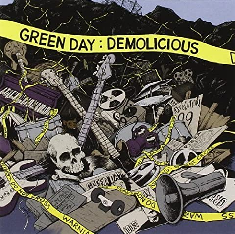 Green Day Demolicious - Demolicious by GREEN DAY