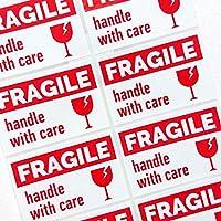 Etiqueta Frágil Fragile Handle With Care 500 pegatinas