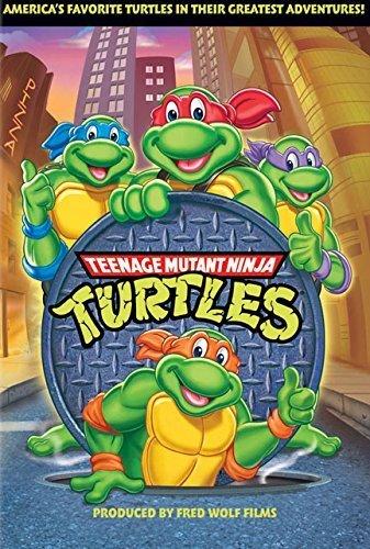 Teenage Mutant Ninja Turtles: Season 1 Ver 2 by Rob ()