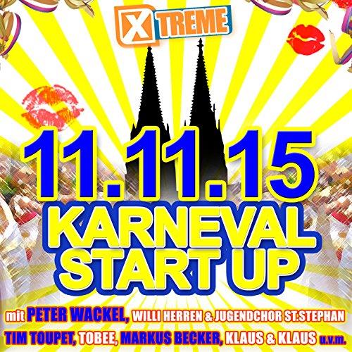Xtreme Karneval Start Up 11.11...
