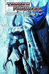 Transformers: Monstrosity (The Transformers) by Chris Metzen (2013-12-24)