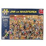 Jan Van Haasteren - Ballroom Dancing 1000 Piece Jigsaw Puzzle
