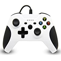 Wired Controller for Xbox One, Wired Xbox one USB Gamepad Controller Compatible with Xbox One/S/X/PC Windows 7/8/10 with…