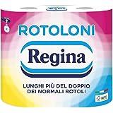 Regina Rotoloni Maxi Carta Igienica, Confezione da 4