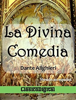 La divina comedia (Literatura clasica nº 1) de [Dante Alighieri]