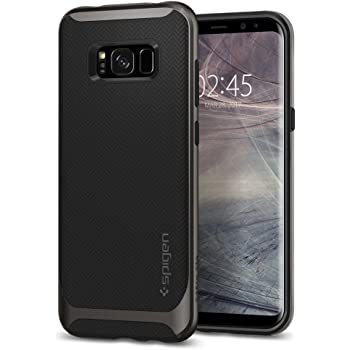 Spigen Neo Hybrid Samsung Galaxy S8 Plus Case for Galaxy S8+/Galaxy S8 Plus - Gunmetal 571CS21646