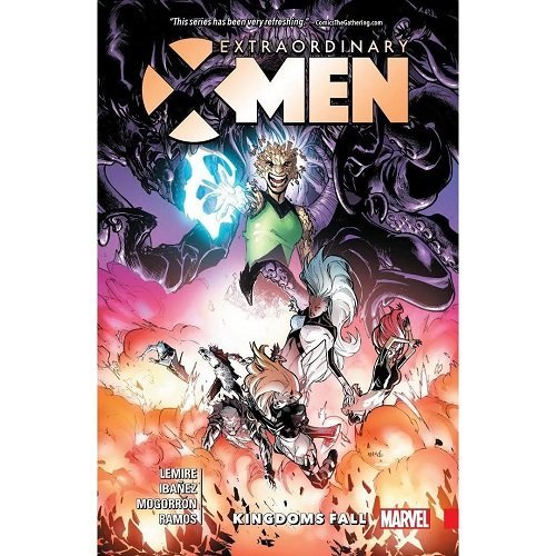Extraordinary X-men Vol. 3 por Jeff Lemire