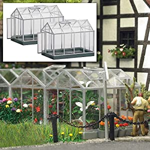 2 Greenhouses by Busch