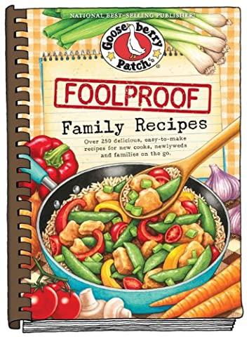 Foolproof Family Recipes (Everyday Cookbook Collection)