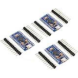 KeeYees Pro Micro ATmega32U4 5V 16MHz Micro USB Placa de Desarrollo Módulo Microcontrolador para Arduino IDE Leonardo Bootloa
