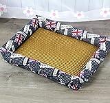 Lizes Pet materassino caldo Forniture per cani Lettiere per gatti (Dimensioni: M)
