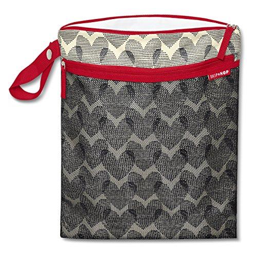 Preisvergleich Produktbild Skip Hop Grab und Go Wet/Dry Bag (Herzen)
