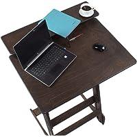 Stehpult Stehtisch Typ DDD - Holz - Tisch höhenverstellbar - Farbe Nussbaum dunkel - Adjust Standing Desk- Kontorka