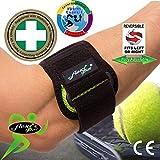 Tennis Elbow (vert) - Coudière anti-épicondylite. Portée...