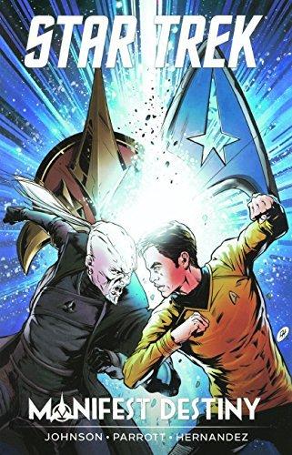 Star Trek: Manifest Destiny by Mike Johnson (Co (2016-06-14)