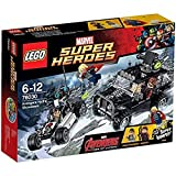Marvel LEGO Superheroes 76031 Age of Ultron: The Hulk Buster Smash