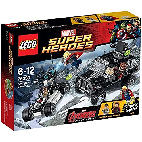 LEGO - Los Vengadores vs. Hydra