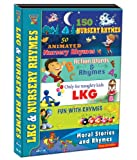 #3: Lkg & Nursery Rhymes (Pack of 6 VCD's)