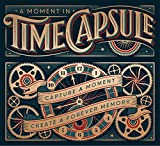 Moment in Time Capsule (Capture the Past to Create a Forever Memory)