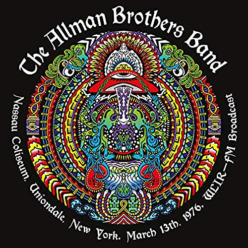 Nassau Coliseum, Uniondale, N.Y. March 13th 1976. ( 2 CD SET) (Brothers Nassau Allman)
