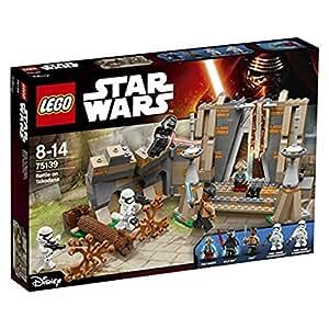 Lego 75139 - Star Wars - Jeu de Construction - La bataille de Takodana